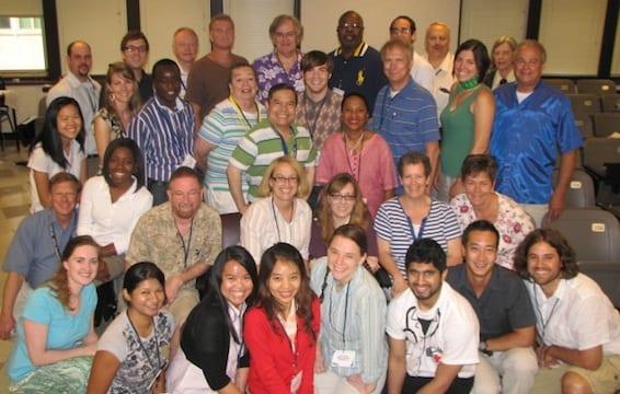 2011 Summer INMED Intensive Course Graduates